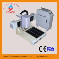 Wholesale Name tag CNC Engraving machine Ncstudio controlled  TYE-3030 from china suppliers