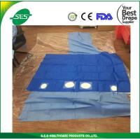 Wholesale Medical Sterile Angiography surgical drape/Angio Drape from china suppliers