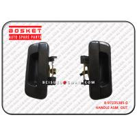 Wholesale 8-97235385-2 Isuzu D-MAX Parts Outside Handle 8972353852 8980790190 from china suppliers