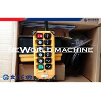 Wholesale Yellow Industrial Radio Remote Control For Crane , F23 Series F23 - A + + from china suppliers