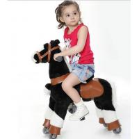 Wholesale Fashion Amusement Park Equipment Mechanical Pony Kid Ridding On Walking Animal from china suppliers