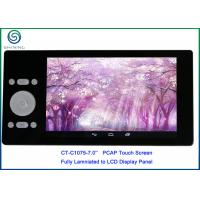 Wholesale Projected Capacitive 7'' Industrial Touch Screen For Monitor GFF Structure from china suppliers