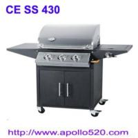 Wholesale Gas Grills Stainless 3burner from china suppliers