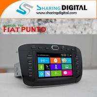 Wholesale Digital 6.2 Inch Fiat DVD Player Navigation For Fiat Punto / Linea FT-6220GD from china suppliers