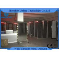 Wholesale Foldable Walk Through X Ray Machine , School Archway Metal Detector Portable from china suppliers