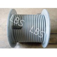 Wholesale Alloy Steel Lebus Grooved Drum For Oil Drilling Rig Capstan from china suppliers