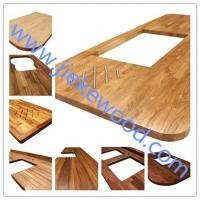 Wholesale sell Oak worktops, Solid Oak Kitchen worktops, Oak Kitchen worktops, Solid Oak Counter Top, Edge Glu from china suppliers