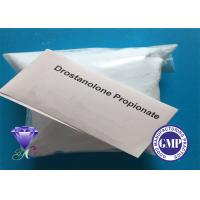 Wholesale CAS 521-12-0 Safest Injectable Anabolic Steroids High Purity Drostanolone Propionate from china suppliers