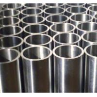 Wholesale Cold / Hot Rolled Seamless Titanium Pipe , Industrial Pure Ti Seamless Tube from china suppliers