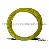 Wholesale Simplex Fiber Optic Patch Cord FC/PC – FC/PC Single Mode Fiber Jumpers 3.0mm from china suppliers