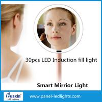 Wholesale Smart induction makeup cosmetic mirror, LED light mirrior 5times.7times mirror valid from china suppliers