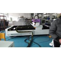 Wholesale 500W - 3000W Energy Saving Sheet Metal Cutting Equipment / 3 Axis Laser Cutter from china suppliers
