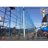 Steel Structure for Wind Barrie Wall China