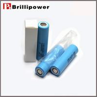 Wholesale 35A High Capacity 2500mah 18650 Lithium Battery 3.7v High Drain 35A 18650 Lithium Battery from china suppliers