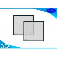 Wholesale 3D Square Circular Polarizer Filter  , Projector Linear Polarizing Filter Custom Made from china suppliers
