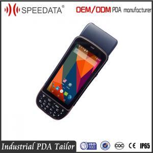 Wholesale Portable Handheld RFID Reader Barcode Scanner / Card Reader / Printer / Fingerprint from china suppliers