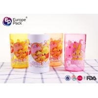 Wholesale 0.12 CBM Leak Proof Personalised Plastic Cups For Children Non Toxic from china suppliers