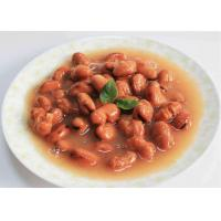 Wholesale 397g X 24 Organic Canned Broad Beans Vegetables / Foul Medames In Brine from china suppliers