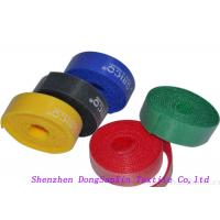 Wholesale Heavy Duty Double Sided Velcro Strips With Adhesive Backs 5M / 10M Length from china suppliers