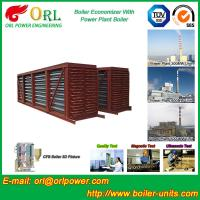 Wholesale Steel Condensing Economiser In Steam Power Plant , Economizer Power Plant from china suppliers