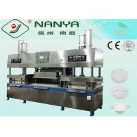 Wholesale Biodegradable Sugarcane Moulding Pulp Equipment Paper Plate Making  Machine from china suppliers