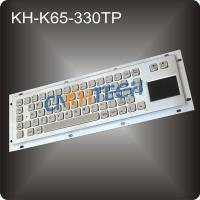 Wholesale Stainless stee keyboard with touchpad from china suppliers