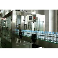 Wholesale 3 In 1 Automatic Water Filling Machine 3000 Bottles Per Hour One Year Warranty from china suppliers