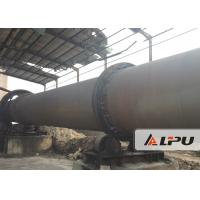 Wholesale Stable Thermal Condition Rotary Furnace Rotary Lime Kiln for Waste Incineration from china suppliers
