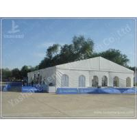 Wholesale Aluminum Frame Show Event Marquee Tent Rental With Transparent PVC Windows / Glass Door from china suppliers