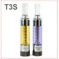Wholesale Kanger T3S Ego Clearomizer Rebuildable Ecigarette Cartomizer Atomizer 3.0ml Capacity from china suppliers