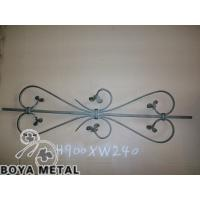 Wholesale Ornamental Forged Iron Railing for Stair&Fence from china suppliers