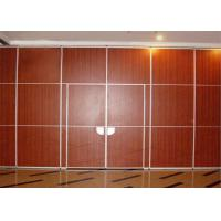 Wholesale Operable Restaurant Partition Walls Room Divider Wall Precise Welding Hall from china suppliers