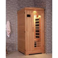 Wholesale Monalisa I-001 infrared sauna room light wave room far infrared enclosure creative infrared sauna cabin from china suppliers
