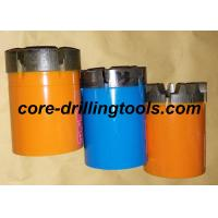 Wholesale Synthetic 3 Inch Diamond Core Drill Bits , Mining Drilling Bits 12mm 14mm from china suppliers