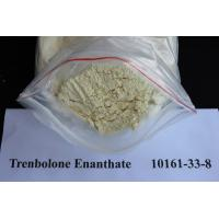 Wholesale Trenbolone Hair Loss Treatment Steroids Powder / Injection 10161-33-8 Trenbolone Enanthate from china suppliers