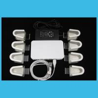 Quality Comer Retail security 8 ports controller alarm and charging cable for sale