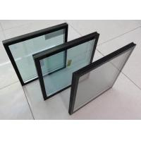 Wholesale Euro Grey / Bronze / Ford Blue Replacement Insulated Glass Panels Construction Building Glass from china suppliers