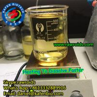 Wholesale Muscle building Injection Anabolic Steroids Supertest 450 yellow liquid from china suppliers