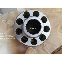 Buy cheap Linde HPR160D-2 Double Hydraulic Piston Pump Spare Parts for excavator from wholesalers