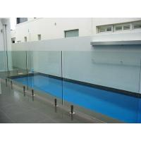 Wholesale Frameless Glass Railing - 6 from china suppliers