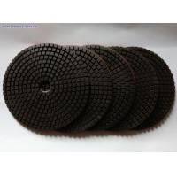 Wholesale 125mm Dry Concrete Polishing Pads from china suppliers