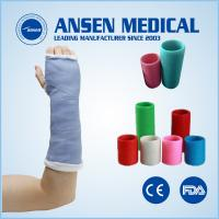 Wholesale Surgical Harmless Waterproof Orthopedic Fiberglass Casting Tape Bandage from china suppliers