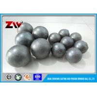 Wholesale HS 732611 HRC 58 - 68 Grinding Balls For Mining , ball mill grinding balls from china suppliers
