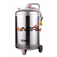 Wholesale Stainless Steel Tank Mobile Spray Foam Washing Machine with 60L Tank from china suppliers