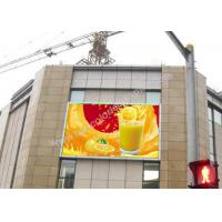 Wholesale Wall Mounted P6 Outdoor Fixed Led Display Panels Low Power Consumption from china suppliers