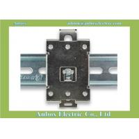 Wholesale 35mm DIN rail bracket snaps SRR electrical installation heat sink DIN Rail Mounting plates from china suppliers