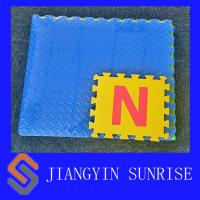 Wholesale Anti Skid Non Toxic Material Interlocking EVA Foam Mats For Training from china suppliers