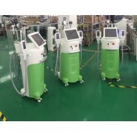 Wholesale 5 Handles Cryo Slimming Beauty Machine Cavitation + RF + Vacuum In One from china suppliers