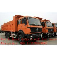 Wholesale hot sale North Benz 336hp dump truck from china suppliers