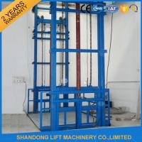 Wholesale 1.2 ton 6m Warehouse Vertical Hydraulic Elevator Lift Platform for Cargo Loading from china suppliers
